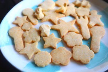 安心美味しい【米粉クッキー】